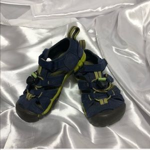 Keen toddler boy sandals